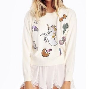 New Wildfox unicorn Fairytale friends Pearl large
